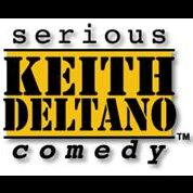 Logo - Keith Deltano, Serious Comedy
